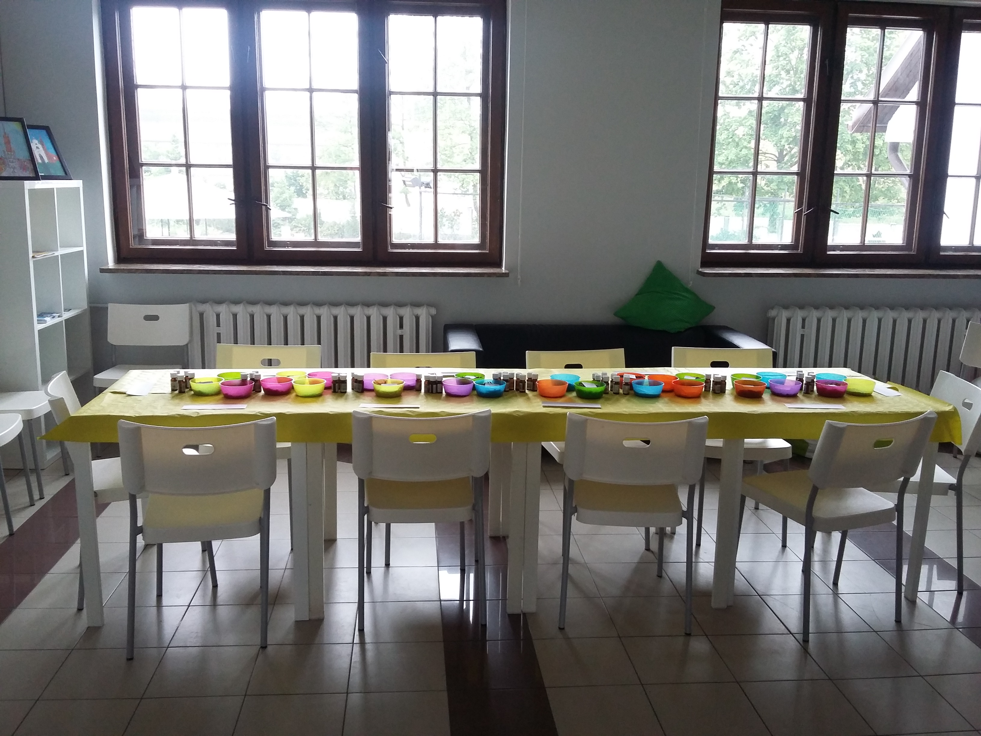 Warsztaty mydlarskie dla dzieci z Norwegii – w języku angielskim