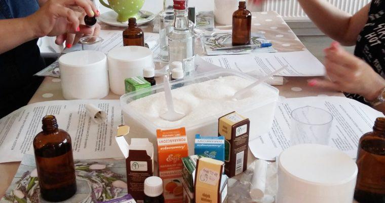 Warsztaty kosmetyki naturalnej – 29 czerwca Gdynia