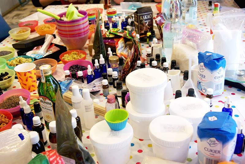 Warsztaty tworzenia kosmetyków naturalnych on-line