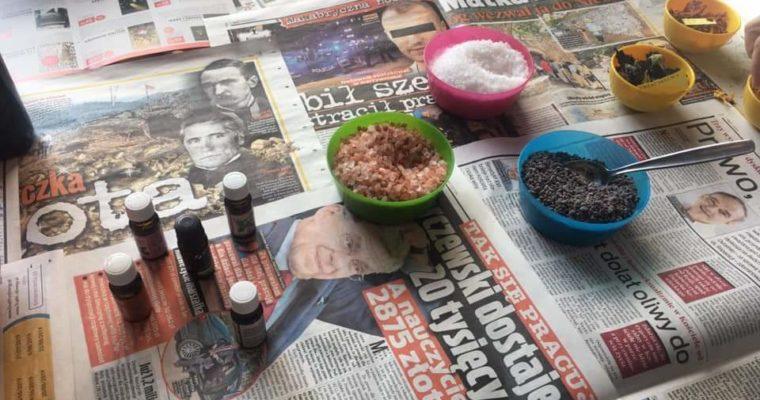 Warsztaty Zero Waste czyli eko kosmetyki i naturalne środki czystości  – Sopot